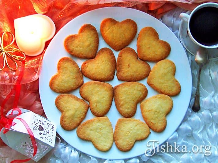 Как сделать вкусное домашнее печенье рецепт