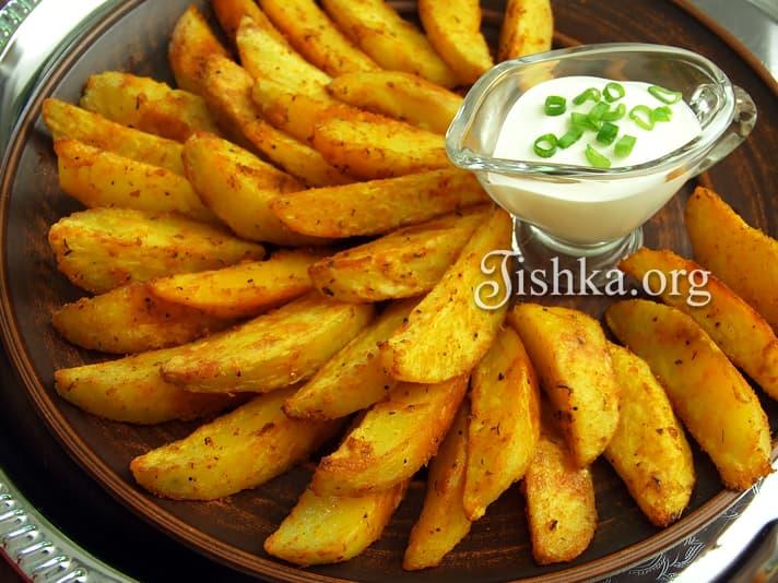 Что приготовить из картофеля в духовке 8