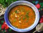 Фасолевый суп. Пошаговый фоторецепт.