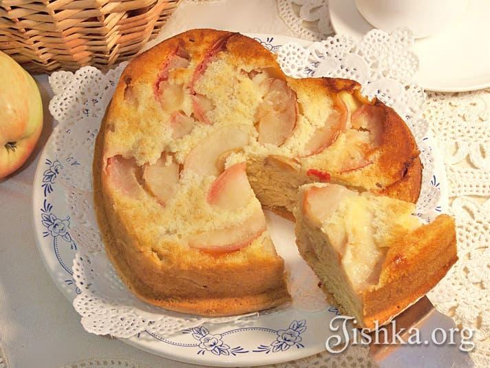 яблочный штрудель пошаговый рецепт с фото
